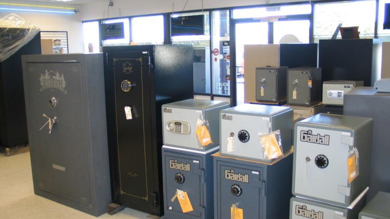 Commercial Safes – Secure Precious Things